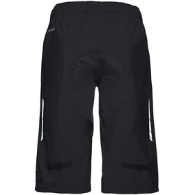 VAUDE Moab Rain Shorts Men black